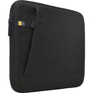 """Case Logic HUXS-113NE funda notebook 13.3 """" negra."""