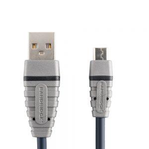Bandridge BCL-4902. Cable USB a Micro USB. Dentro de su amplia gama de productos podemos encontrar cables dedicados a áreas de audio, video y computación.