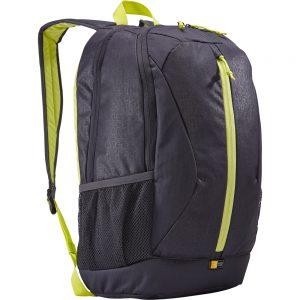 Case Logic IBIR-115GR, mochila gris para notebooks.