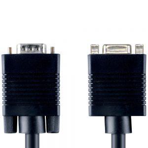 Bandridge VCL-1102. Cable VGA a VGA. Dentro de su amplia gama de productos podemos encontrar cables dedicados a las áreas de audio, video y computación.