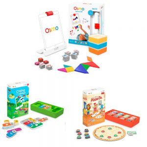 Osmo genius-pizza-coding Set