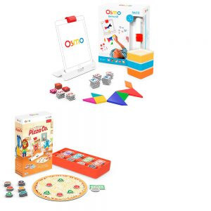 Set Osmo genius y pizza