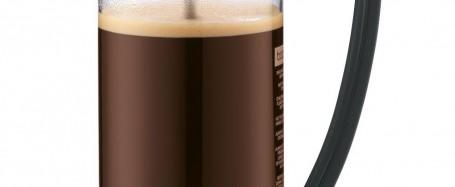 Video detalle de Bodum BRAZIL negra. Cafetera  350 ml - 3 tazas. Modelo 10948-01BUS