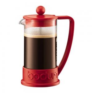 imagen principal Bodum BRAZIL roja Cafetera 350 ml-3 tazas. Modelo 10948-294BUS