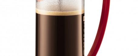 Video detalle de Bodum BRAZIL roja Cafetera 350 ml-3 tazas. Modelo 10948-294BUS