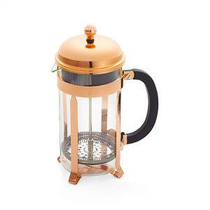 Bodum Chambord 11652-18 cafetera color cobre.
