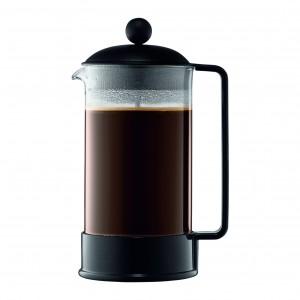 imagen principal Bodum BRAZIL 1 litro. Cafetera negra modelo 1548-01US
