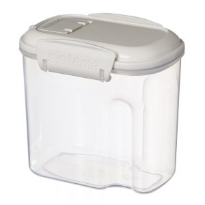Sistema 1202 contenedor 645 ml, libre de BPA.