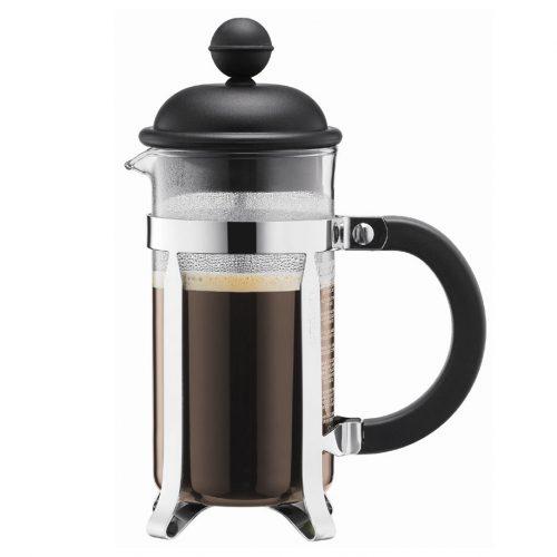 Video detalle de Bodum CAFFETTIERA 350 ml . Cafetera Negra Modelo 1913-945NE