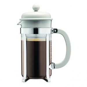 imagen principal Bodum CAFFETTIERA 1 Litro . Cafetera Blanca Modelo 1918-913