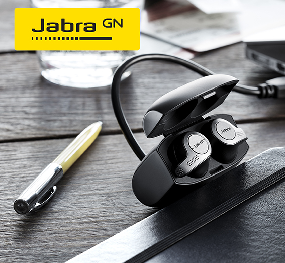 Banner movil Jabra Elite 65t